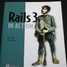 Rails 3 In Action 2012 computer book - open source web framework