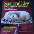 Southern Living 2007 Recipes hardcover book