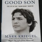 "The Good Son The Life of Ray ""Boom Boom"" Mancini Mark Hriegel"
