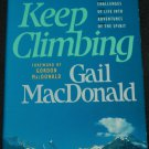 Keep Climbing by Gail MacDonald