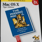 Mac OS X Tiger Edition The Missing Manual David Pogue