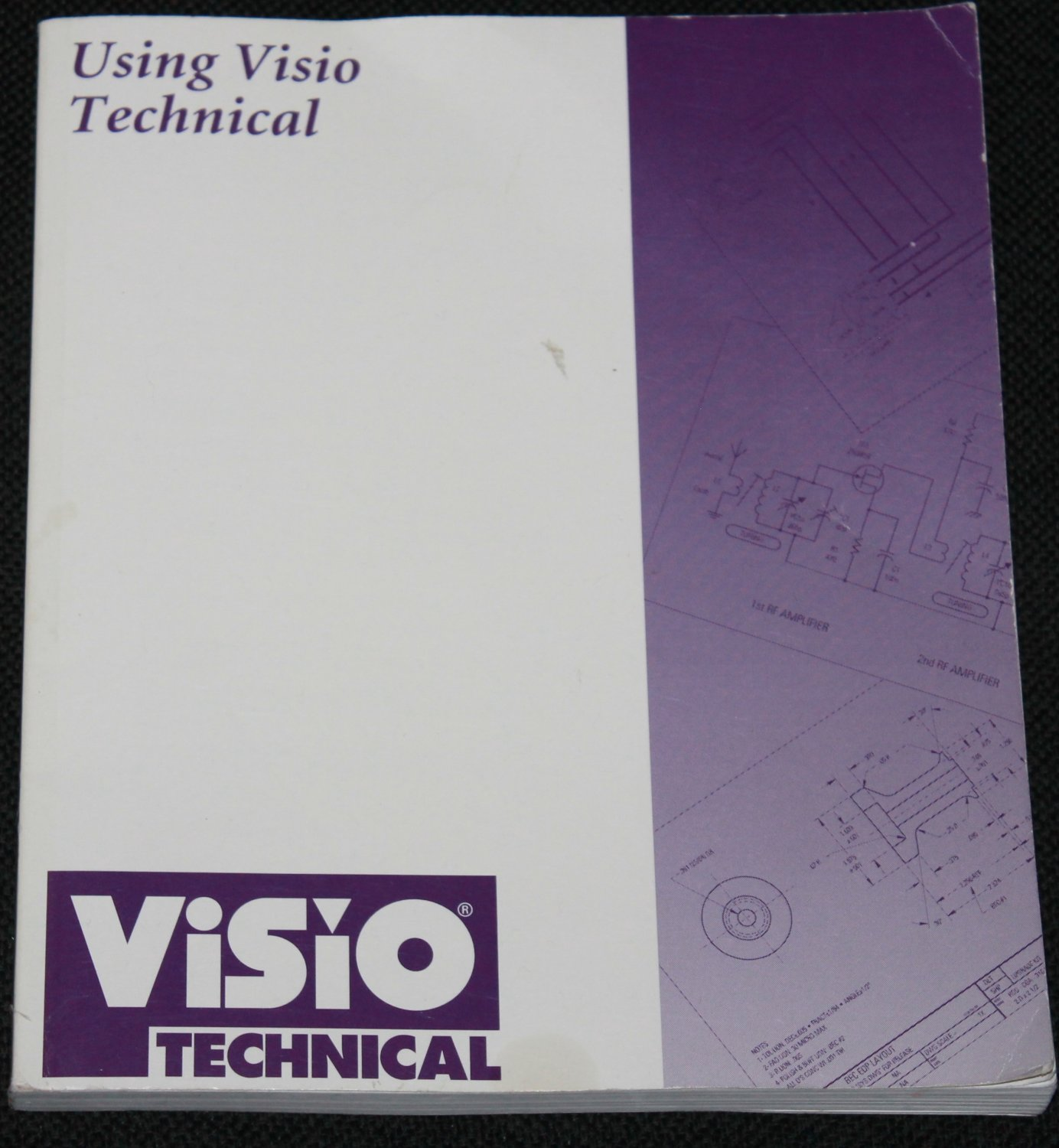 Using Visio Technical Version 4.1