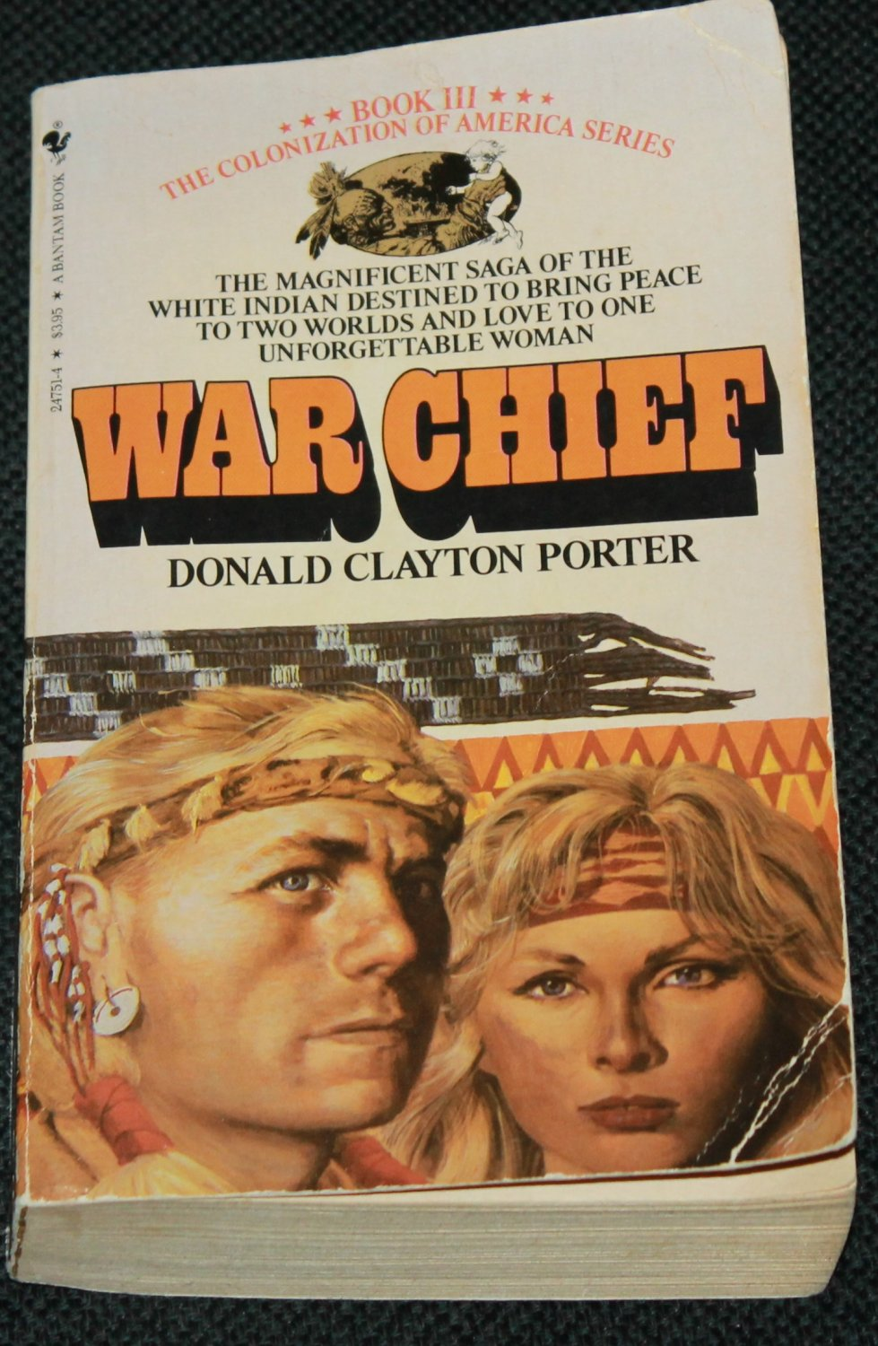 War Chief by Donald Clayton Porter