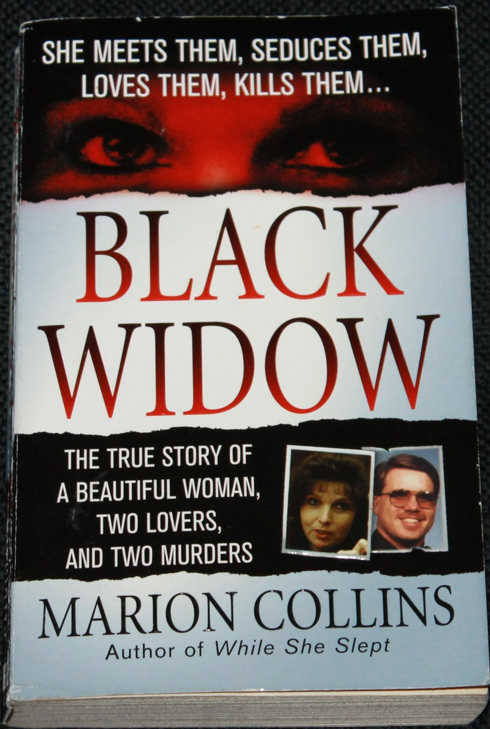 Black Widow true crime Marion Collins