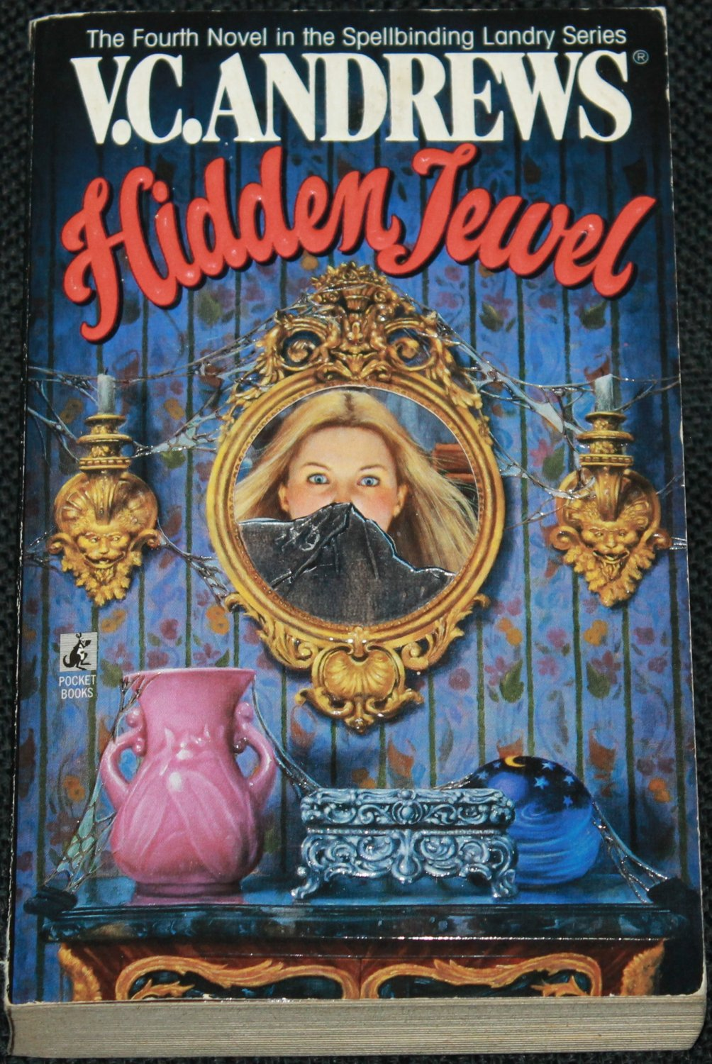 V.C. Andrews Hidden Jewel