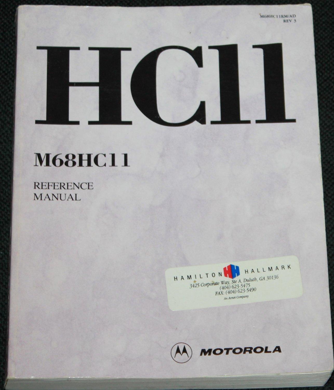 HCII M68HCII Reference Manual Motorola