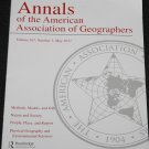 Annals of the American Association of Geographers Volume 107, Number 3, 2017