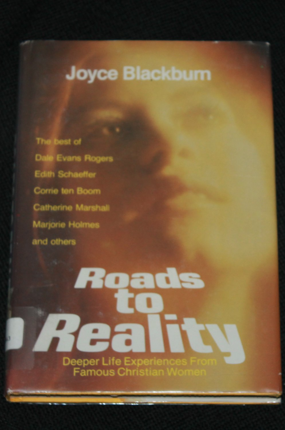 Roads to Reality by Joyce Blackburn