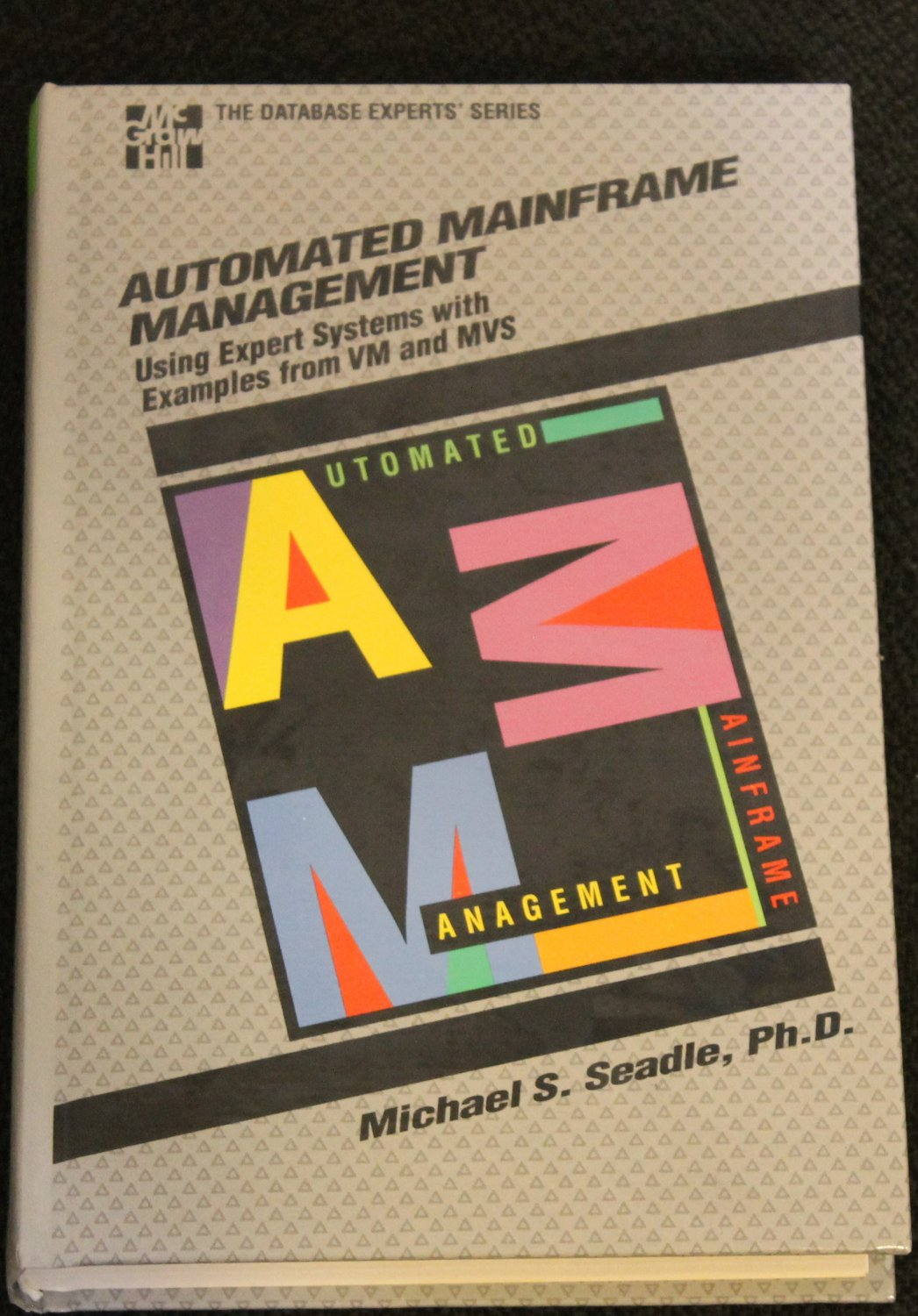Automated Mainframe Management