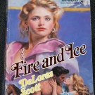 Fire and Ice romance paperback book