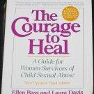 The Courage to Heal, Ellen Bass, Laura Davis