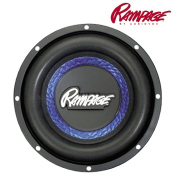 "Rampage 10"" 600W Subwoofer"