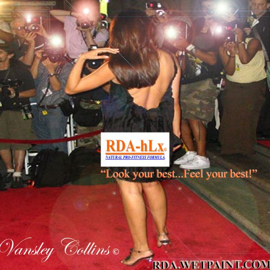 CELEBRITY PHYSIQUES PACKAGE.*****
