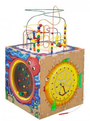 Sea Life Play Cube SPC6004 fun & realistic waiting room or play area