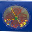 A SENSORY ADVENTURE! Busy Cube - Paddle Wheel Wall Panel beautifully crafted toy