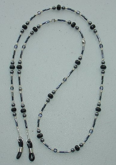 HEMATITE~EYEGLASS HOLDER