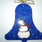 Bell Christmas Ornament