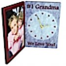Chromaluxe Clock