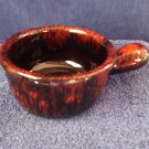 Evangleline 941 Canada Blue Mountain Pottery Red Bowls