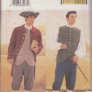 Costume Pattern Butterick 3072 Historical sz 38 40 42