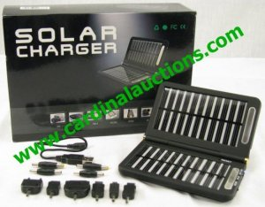 3600mAH 2.0w Solar Power Charger for Cell Phone PDA MP4