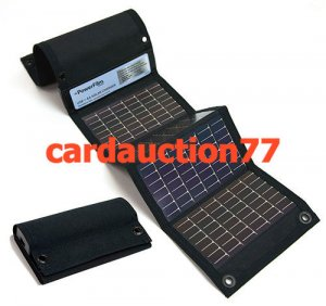 PowerFilm USB + AA Solar Panel Charger USB+AA PDA