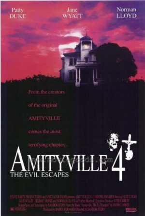 Amityville 4: The Evil Escapes 11x17 Movie Poster