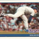 1991 Topps #1 Nolan Ryan Card