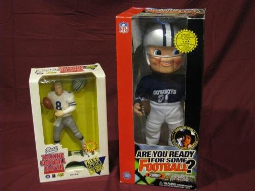 Rockin' Randall Best Alkman Cowboys Talking Doll Lot