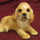 1991 Lenox Cocker Spaniel Breed Puppy