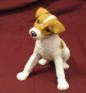 2003 Lenox Jack Russell Terrier Breed Puppy