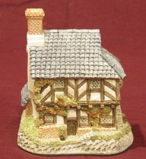 Coopers Cottage by David Winter c. 1985
