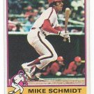 1976 Topps #480 Mike Schmidt Phillies Card