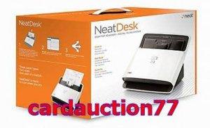 NEW! NeatDesk for PC Desktop Scanner Neat Desk 00315