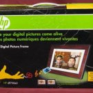 "NIB HP df750a2 7"" Digital Picture Frame"