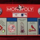 Bank Of America MLB Monopoly Board Game 2005