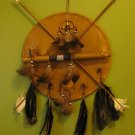 Peace Pipe Native American Dream Catcher Medicine Wheel