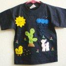 Arpillera T-shirt- size 0