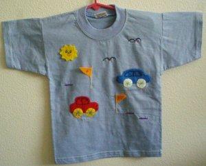 Arpillera T-shirt - size 4