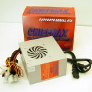ChiefMax Dual Fan 650 Watt ATX Switching Power Supply w/ SATA Connector