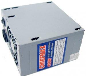 24 Pin ChiefMax 550 Watt V2 120mm Fan Power Supply w/ SATA Connector and PCI Express 6 Pin