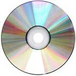 (100) Silver Diamond Grade 700MB 80Min Blank CDR (Single Disc)
