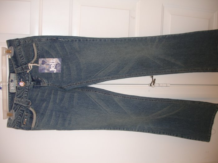 Lace Pocket Jeans (3)