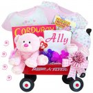 "Personalized ""Thank Heaven"" For Little Girls - Radio Flyer Wagon"