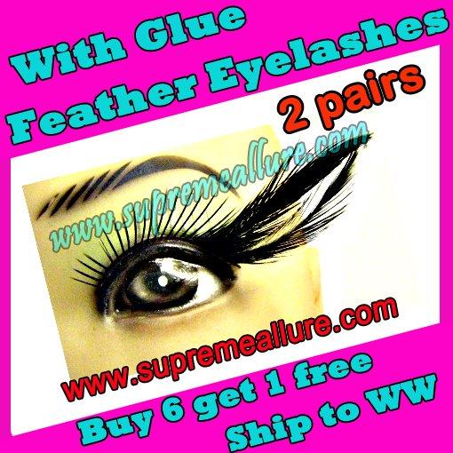 Feather Eyelashes SA-20