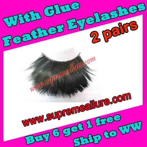 Feather Eyelashes SA-32