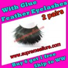 Feather Eyelashes SA-32