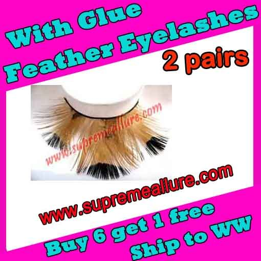 Feather Eyelashes SA-45