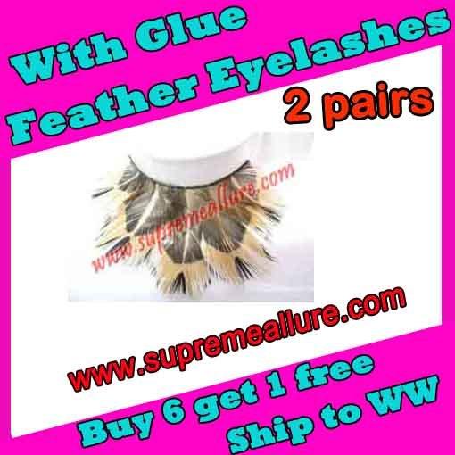 Feather Eyelashes SA-47
