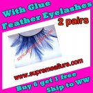 Feather Eyelashes SA-63